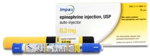 17085 - Epinephrine EpiPen 0.3mg Auto-Injector Twin Pack *RX* | EA