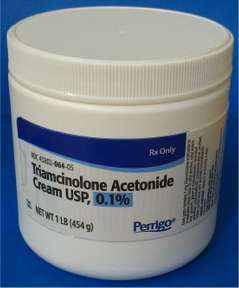 cost for triamcinolone acetonide