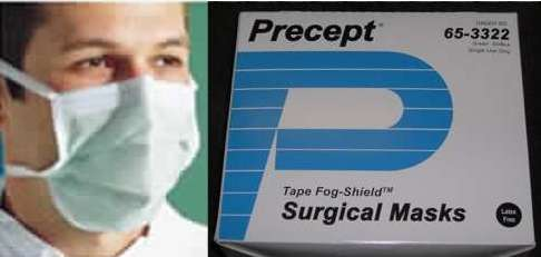 precept surgical mask