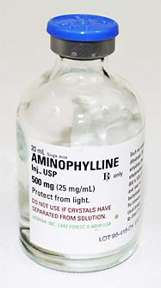 Aminophylline Injection USP 20mL 500mg (25mg/mL) - Buy