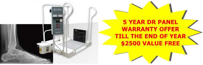 Allpro ScanX 12 SE Podiatry Digital X-Ray System Tigerview Computer End Of Year Savings Event, Allpro ScanX Special Deal Pricing